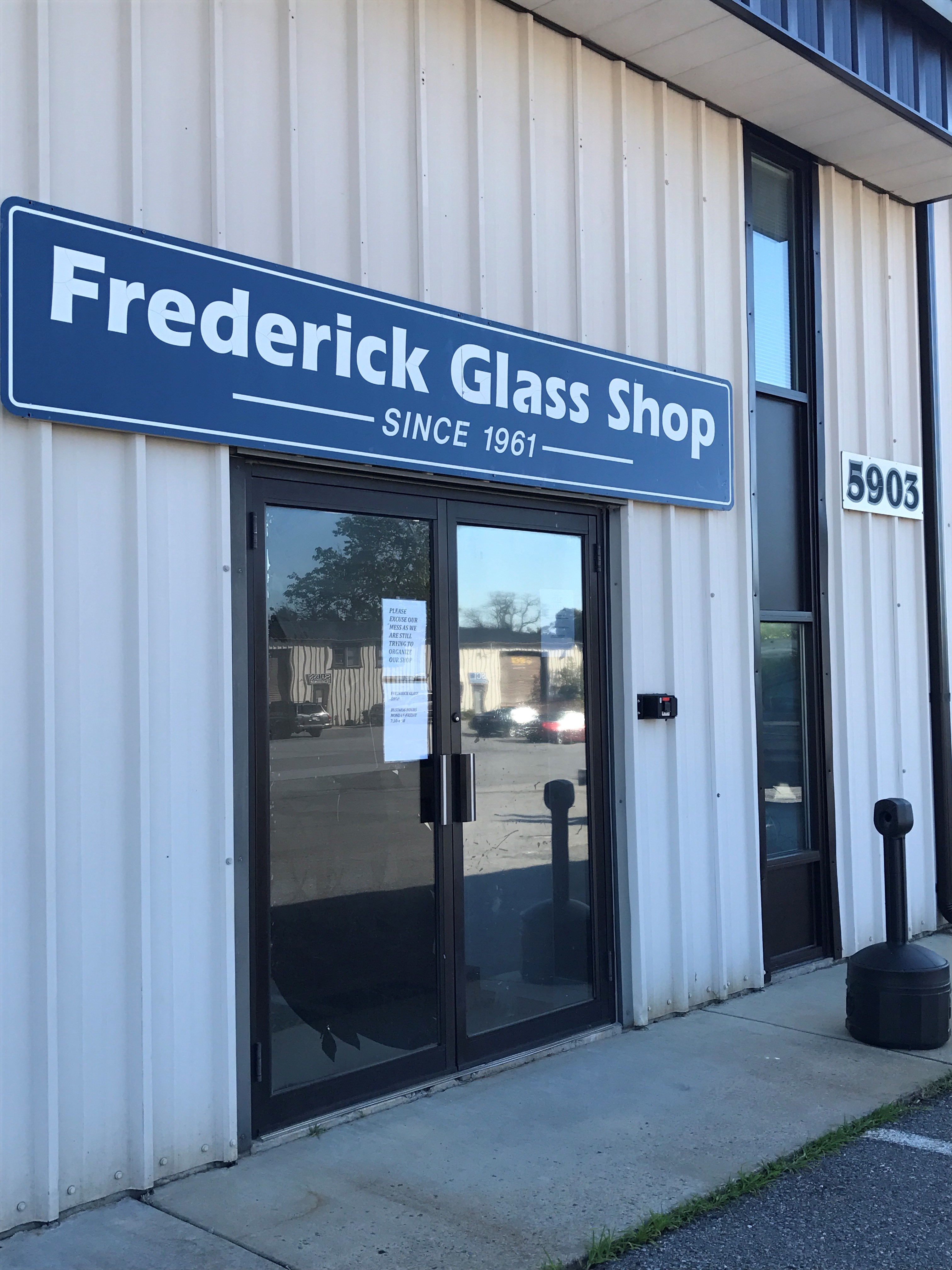 About Frederick Glass | Frederick Glass Shop